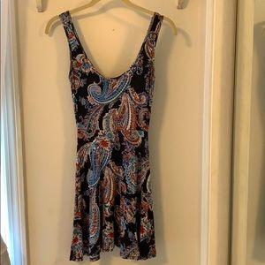 Paisley Casual Dress